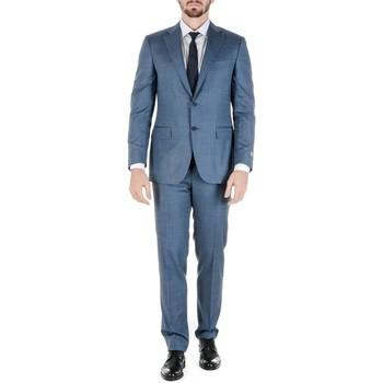 Abbigliamento Uomo Completi Canali CANALI ABITO UOMO K11101316R          AZZURRO