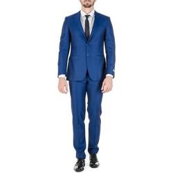 Abbigliamento Uomo Completi Canali CANALI ABITO UOMO W30143301922093          BLU