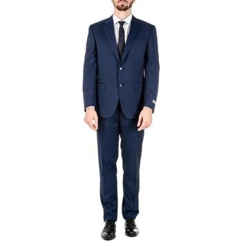 Abbigliamento Uomo Completi Canali CANALI ABITO UOMO BF00066310          BLU
