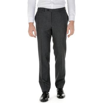 Abbigliamento Uomo Pantaloni Canali CANALI PANTALONI UOMO AN00019111          GRIGIO