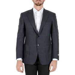 Abbigliamento Uomo Giacche / Blazer Canali CANALI BLAZER UOMO N22116316R          GRIGIO