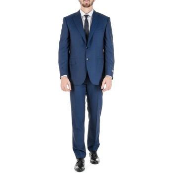 Abbigliamento Uomo Completi Canali CANALI ABITO UOMO W10665311128019          BLU