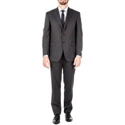 Abbigliamento Uomo Completi Canali CANALI ABITO UOMO N12801536R          GRIGIO