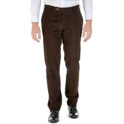 Abbigliamento Uomo Pantaloni Canali CANALI PANTALONI UOMO M904605191634          MARRONE