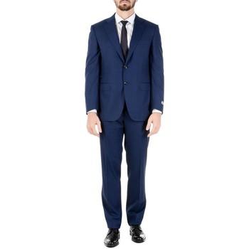 Abbigliamento Uomo Completi Canali CANALI ABITO UOMO N12212326R          BLU