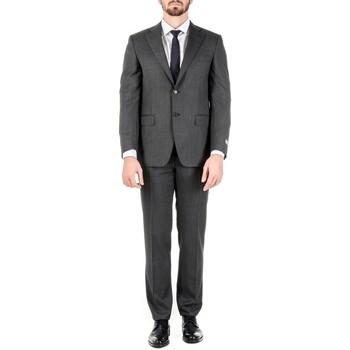 Abbigliamento Uomo Completi Canali CANALI ABITO UOMO N12802126R          GRIGIO