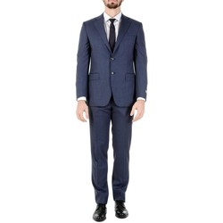Abbigliamento Uomo Completi Canali CANALI ABITO UOMO N12802316R          BLU