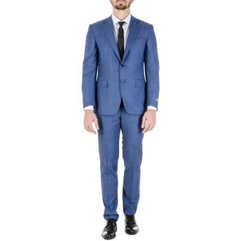 Abbigliamento Uomo Completi Canali CANALI ABITO UOMO AA00389301          AZZURRO
