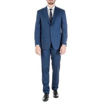 Abbigliamento Uomo Completi Canali CANALI ABITO UOMO W13002341128019          BLU