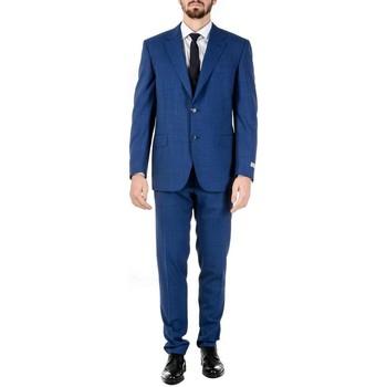 Abbigliamento Uomo Completi Canali CANALI ABITO UOMO BF01046301          BLU