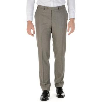 Abbigliamento Uomo Pantaloni Canali CANALI PANTALONI UOMO N8012672          GRIGIO