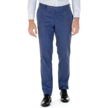 Abbigliamento Uomo Pantaloni Canali CANALI PANTALONI UOMO PT00025302          BLU