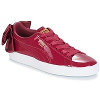 Scarpe Donna Sneakers basse Puma WN SUEDE BOW PATENT.TIBETA Bordeaux