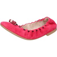 Scarpe Donna Ballerine Bally Shoes BY28 Rosa