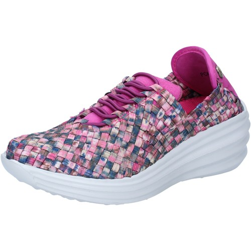 sneakers multicolor tessuto BY73