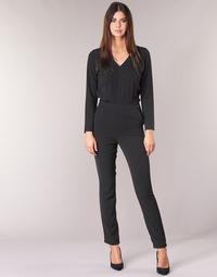 Abbigliamento Donna Tuta jumpsuit / Salopette Kaporal GWADA Nero