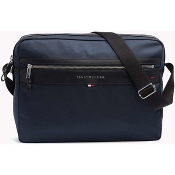Borse Uomo Tracolle Tommy Hilfiger AM0AM03187 ELEVATED MESSANGER BORSE A TRACOLLA Uomo Blu navy Blu navy