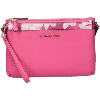 Borse Donna Tracolle MICHAEL Michael Kors 35S8GTVM3L LIPSTICK Fucsia