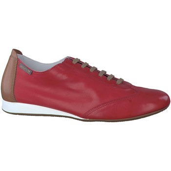 Scarpe Donna Sneakers Mephisto BECKY Rosso