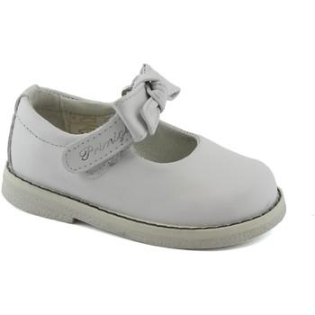 Scarpe Bambino Ballerine Primigi 1353511  bianco scarpe bambina ballerine strappo regolabile fio Bianco