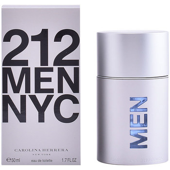 Bellezza Uomo Eau de toilette Carolina Herrera 212 Nyc Men Edt Vaporizador  50 ml