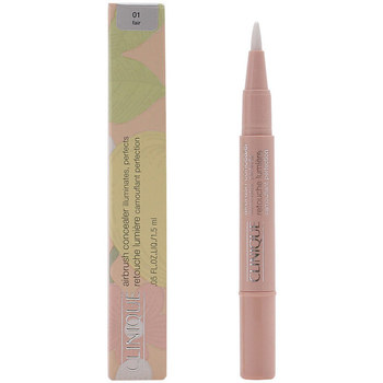 Bellezza Donna Contorno occhi & correttori Clinique Airbrush Concealer 01-fair 1.5 Ml 1,5 ml