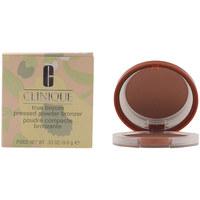 Bellezza Donna Blush & cipria Clinique True Bronze Powder 02-sunkissed 9.6 Gr 9,6 g