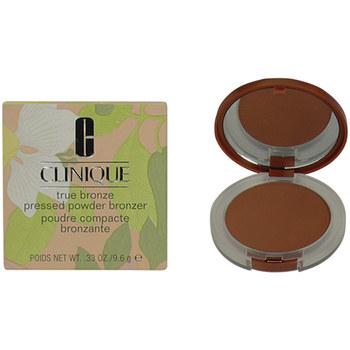 Bellezza Donna Blush & cipria Clinique True Bronze Powder 03-sunblushed 9.6 Gr 9,6 g