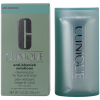 Bellezza Donna Corpo e Bagno Clinique Anti-blemish Solutions Cleansing Bar Face & Body 150 Gr 150 g