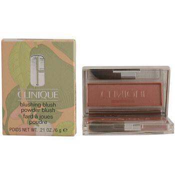 Bellezza Donna Blush & cipria Clinique Blushing Blush 02-innocent Peach 6 Gr 6 g