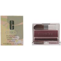 Bellezza Donna Blush & cipria Clinique Blushing Blush 115-smoldering Plum 6 Gr 6 g