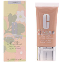 Bellezza Donna Fondotinta & primer Clinique Stay-matte Oil-free Makeup 06-ivory  30 ml