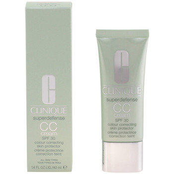 Bellezza Donna Trucco BB & creme CC Clinique Superdefense Cc Cream medium Deep  40 ml