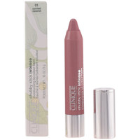 Bellezza Donna Trattamento e primer labbra Clinique Chubby Stick Intense 01-curviest Caramel 3 Gr 3 g