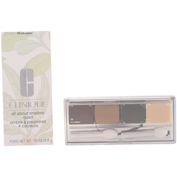 Bellezza Donna Ombretti & primer Clinique All About Shadow Quad 05-on Safari 4.8 Gr 4,8 g