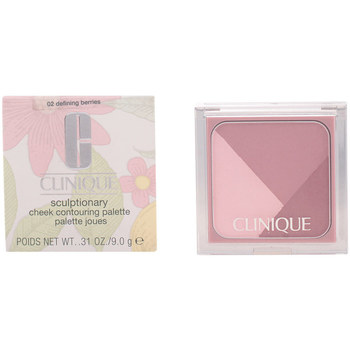 Bellezza Donna Blush & cipria Clinique Sculptionary Cheek Palette 02-defining Berries 9 Gr 9 g