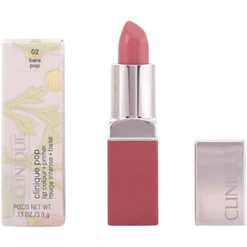Bellezza Donna Rossetti Clinique Pop Lip Colour + Primer 02-bare Pop 3,9 Gr 3,9 g