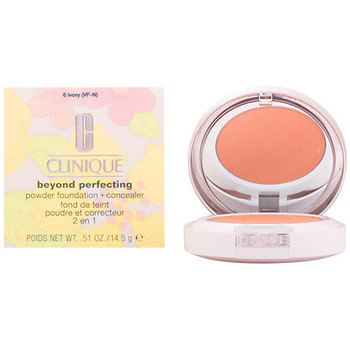 Bellezza Fondotinta & primer Clinique Beyond Perfecting Powder Foundation 06-ivory 14,5 Gr 14,5 g