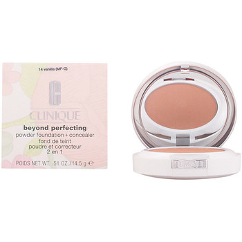 Bellezza Fondotinta & primer Clinique Beyond Perfecting Powder Foundation 14-vanilla 14,5 Gr 14,5 g