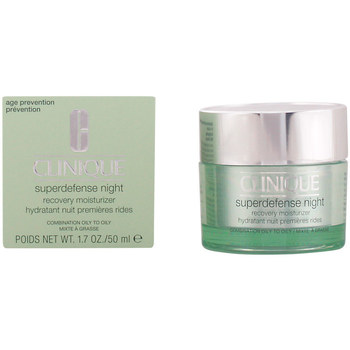 Bellezza Idratanti e nutrienti Clinique Superdefense Night Recovery Moisturizer Iii/iv  50 ml