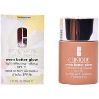 Bellezza Donna Fondotinta & primer Clinique Even Better Glow Light Reflecting Makeup Spf15 honey