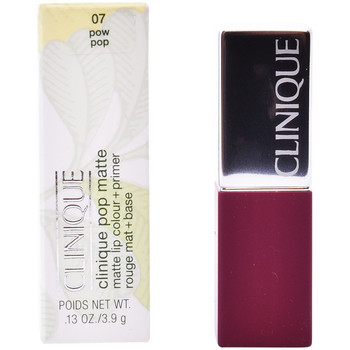 Bellezza Donna Rossetti Clinique Pop Matte Lip Color + Primer 07-pow Pop 3,5 Gr 3,5 g