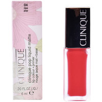 Bellezza Donna Rossetti Clinique Pop Liquid Matte Lip Colour + Primer 04-ripe Pop  6 ml