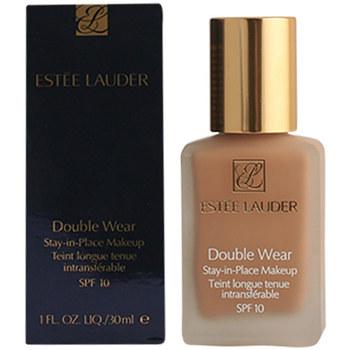 Bellezza Donna Fondotinta & primer Estee Lauder Double Wear Fluid Spf10 02-pale Almond  30 ml