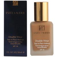 Bellezza Donna Fondotinta & primer Estee Lauder Double Wear Fluid Spf10 05-shell Beige