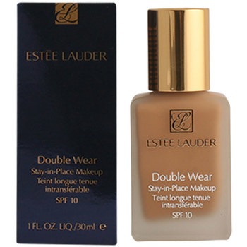 Bellezza Donna Fondotinta & primer Estee Lauder Double Wear Fluid Spf10 05-shell Beige  30 ml