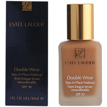 Bellezza Donna Fondotinta & primer Estee Lauder Double Wear Fluid Spf10 06-auburn  30 ml