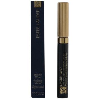 Bellezza Donna Mascara Ciglia-finte Estee Lauder Double Wear Zero Smudge Mascara 01-black  6 ml