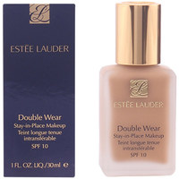 Bellezza Donna Fondotinta & primer Estee Lauder Double Wear Fluid Spf10 37-tawny  30 ml