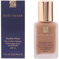 Bellezza Donna Fondotinta & primer Estee Lauder Double Wear Fluid Spf10 5w1-bronze  30 ml
